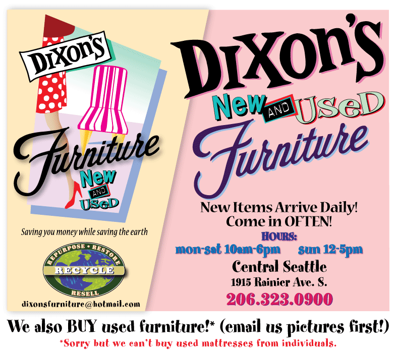 Dixon's New and Used Furniture Homepage
